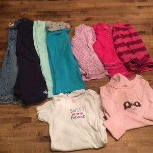 Other - 16 Piece Bundle of Girls Clothes 18 months